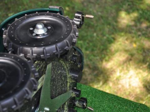Ambrogio L50 Rasenmäher Roboter
