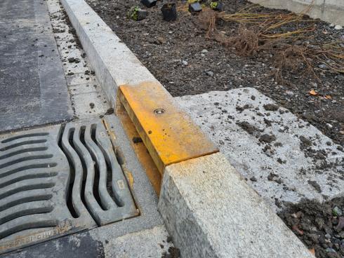 Bild Stadt Zürich: Der Zugang zur Kanalisation ist im Winter geöffnet.