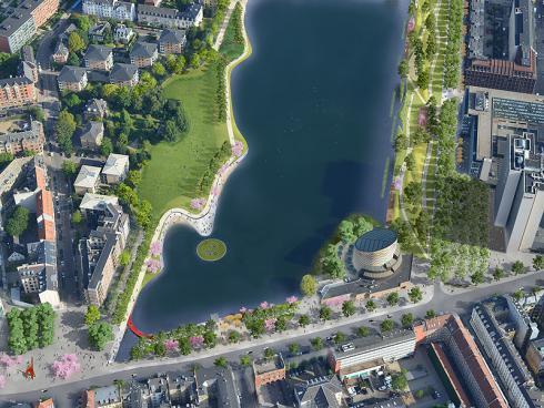 Bild Atelier Dreiseitel Copenhagen Climate Adaption Plan