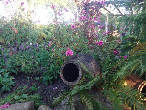 Bild BGL: Blumen und Wildpflanzen bieten Verstecke, Nahrung und Lebensraum für Schmetterlinge und andere Kleintiere. Gartenbesitzer können sich an der Farbenpracht und Abwechslung erfreuen und haben zudem das gute Gefühl, einen persönlichen Beitrag zur biologischen Vielfalt zu leisten.