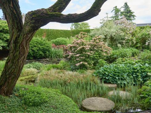 Bild Appeltern: Auf einem 22 Hektar grossen Gelände bieten die Gärten von Appeltern 1001 Garteninspirationen - hautnah und mit allen Sinnen erlebbar.