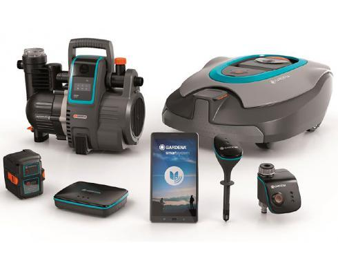Bild GARDENA: GARDENA smart system Set