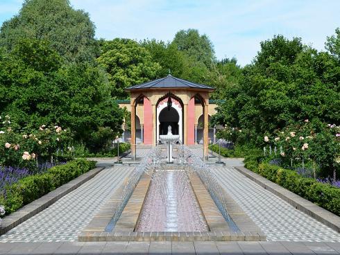 Gärten der Welt (copyright) Grün Berlin