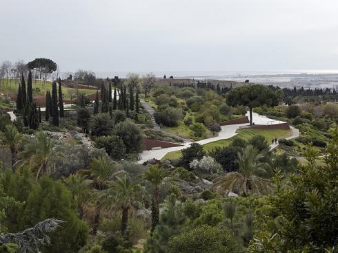 Jardi Botanic Barcelona Copyright OAB, Barcelona