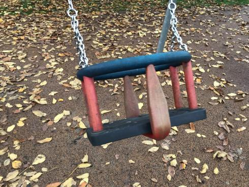 Bild garten.ch: Schaukeln für Kleinkinder bieten optimale Sicherheit.