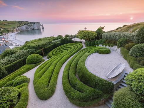 Les Jardins d'êtretat Copyright Jardins d'êtretat