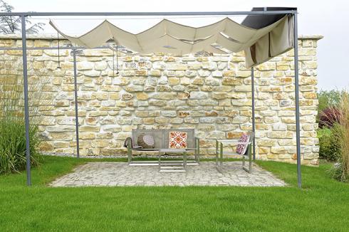 Bild: mobile Beschattung jardinsuisse