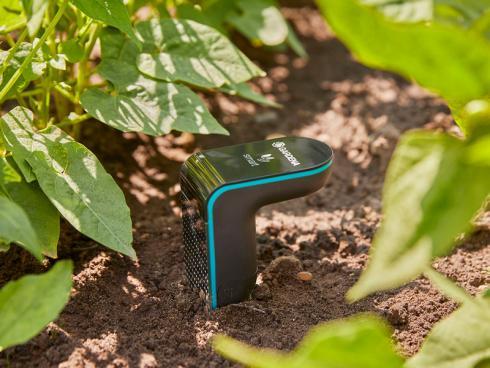 Bild Gardena: Neuer Smartsensor