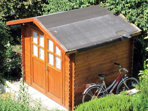 Gartenhaus boden abdichten elegant free gartenhaus metall von yardmaster with gertehaus metall - Gartenhaus boden isolieren ...