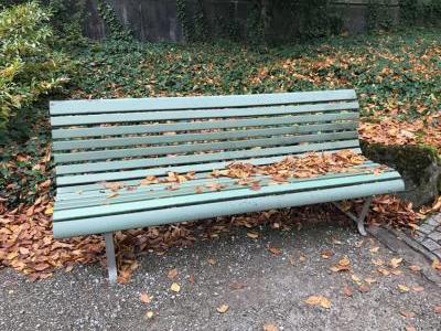 Bild garten.ch: Sitzbank