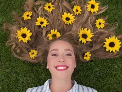 Sonnenblumen Instagrammable