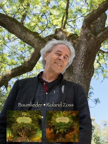 Baumlieder •2 Alben von Roland Zoss