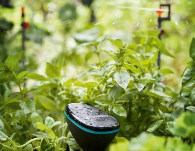 Bild Gardena: Smartgarden Feuchtigkeitssensor mit Bewässerung