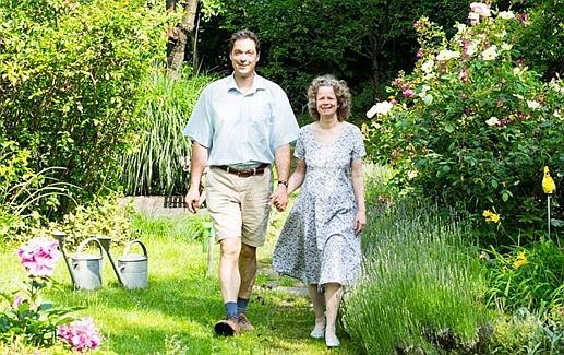 Gartenseminar Ganzheitliche Gartengestaltung - im Einklang mit der Natur mit Veronika Walz und Wolfgang Schuler