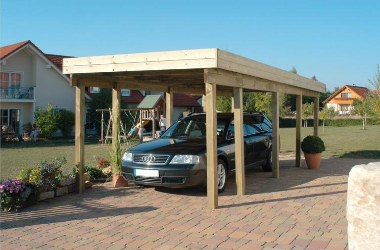 Carport tomwood ag