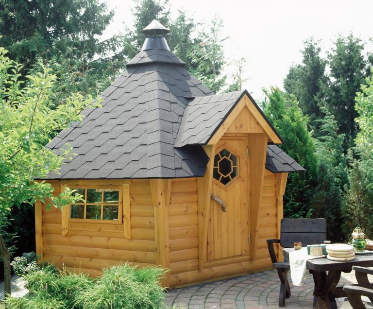 Gartenhaus tomwood ag