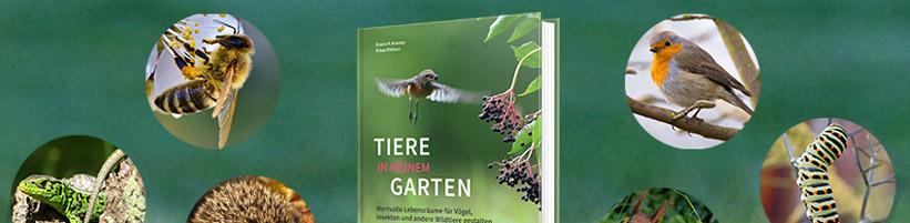 Haupt Verlag: Tiere im Garten